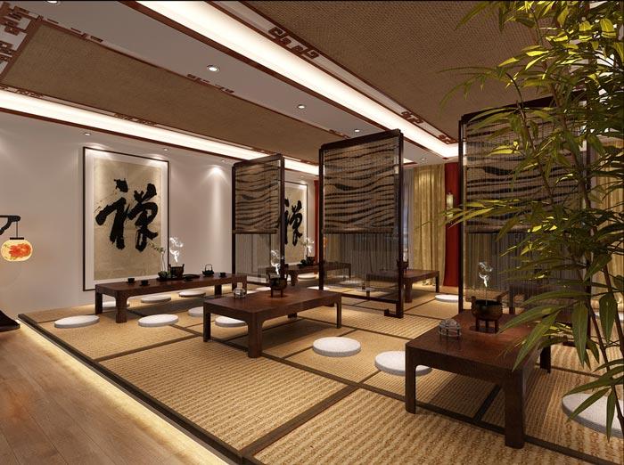 在装修材料选材上,设计师常用的就是木雕,砖雕,石材竹子等等自然