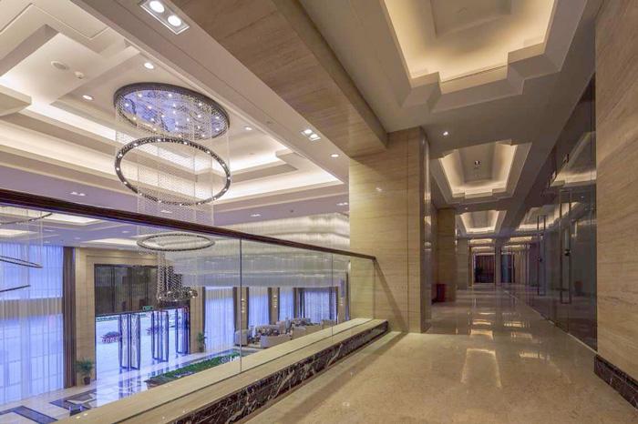3500平大型豪华洗浴会所装修设计效果图