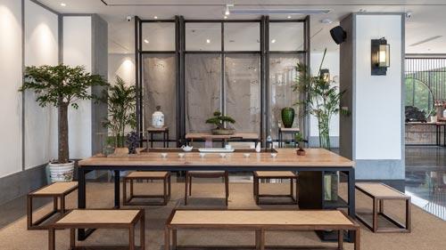 新中式饭店设计【6000平方】