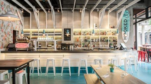 海鲜酒吧餐厅【100平方】