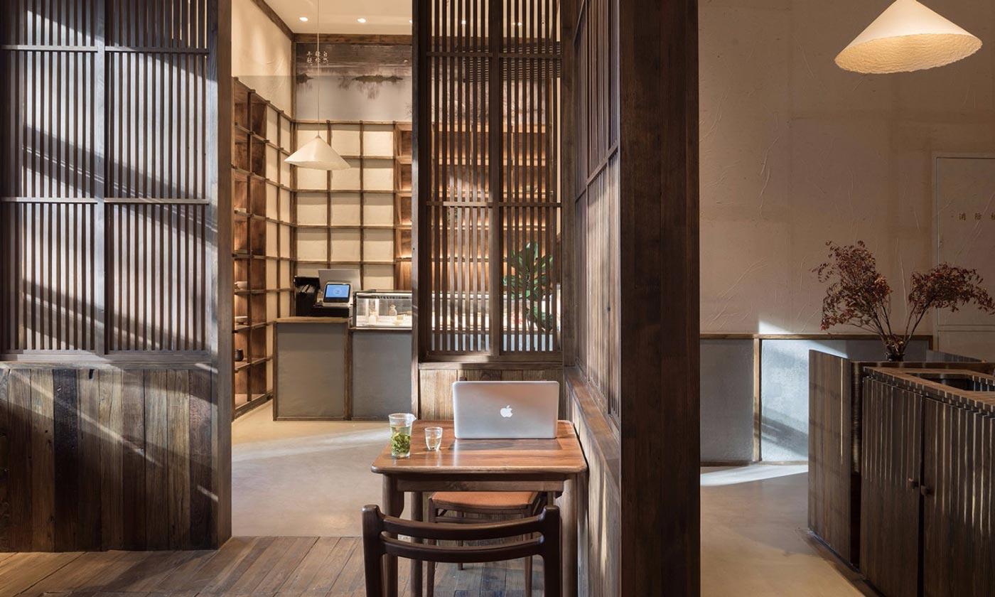 中式饭馆设计【150平方】