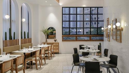 泰式餐馆设计【100平方】