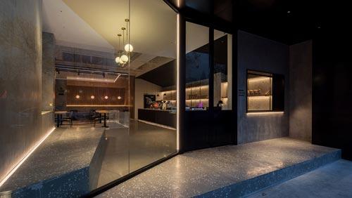 咖啡厅设计【270平方】
