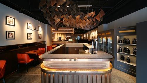 烤肉酒吧餐厅【600平方】