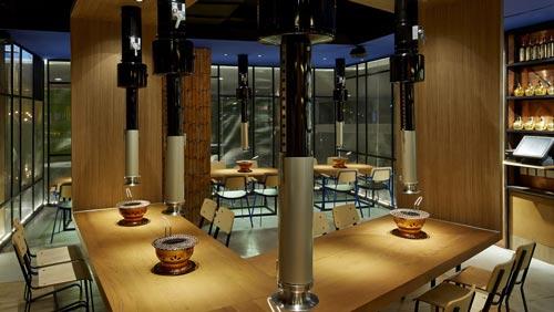 烧肉特色餐厅【250平方】