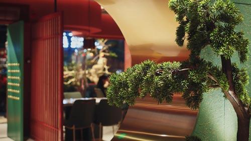 川菜餐厅设计【450平方】