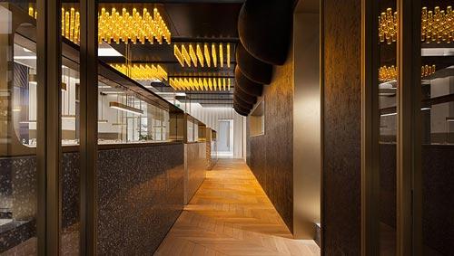 商场西餐厅设计【800平方】