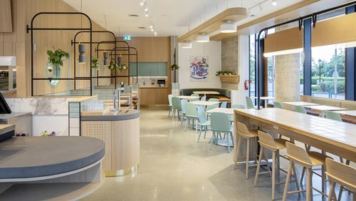西餐厅设计【300平方】