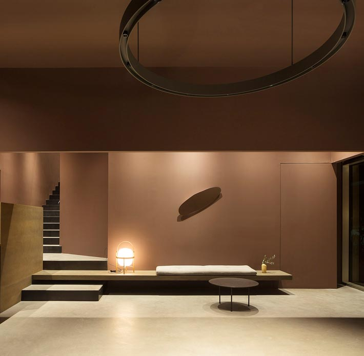 精致中餐厅大厅装修设计效果图