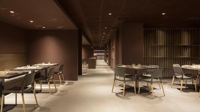 精致中餐厅二楼装修设计效果图
