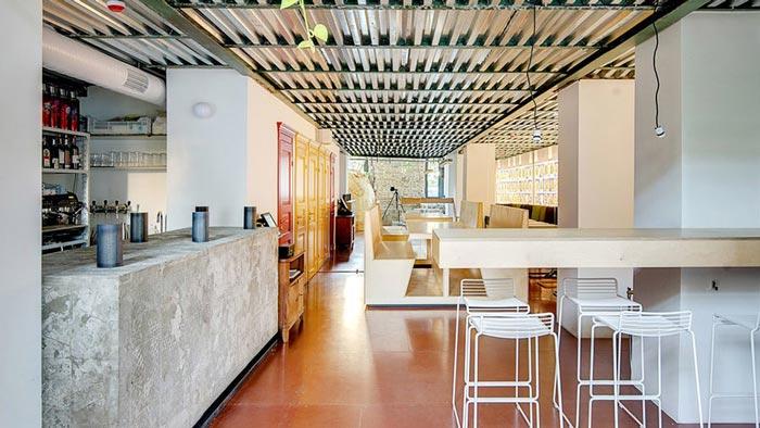中餐厅二楼装修设计效果图