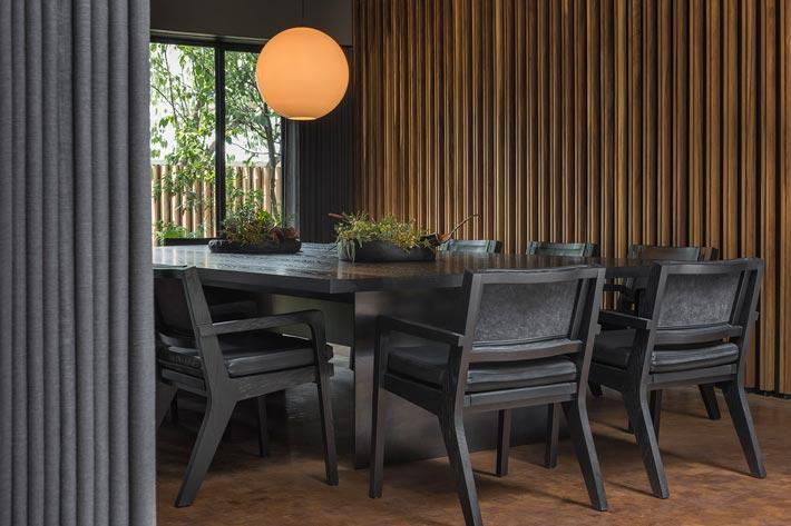 景区中餐厅餐区装修设计效果图