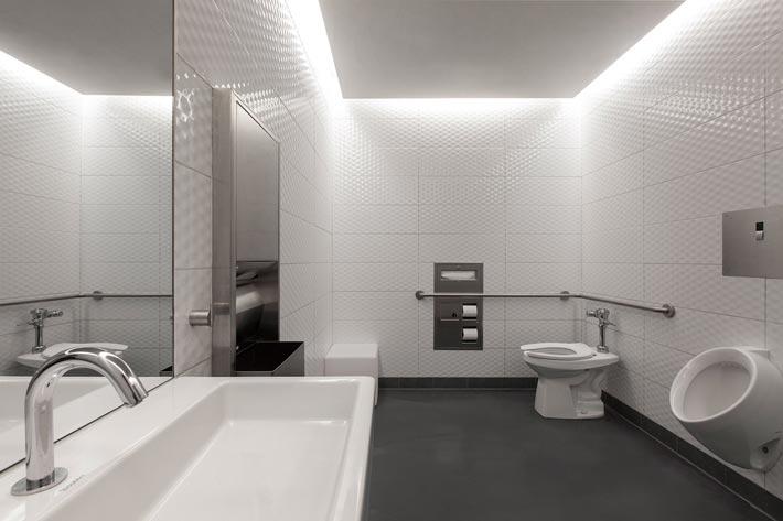 寿司餐厅洗手间装修设计效果图