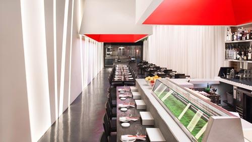 寿司餐厅设计【220平方】