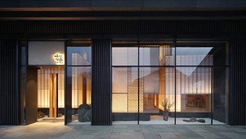 寿司料理店设计【140平方】