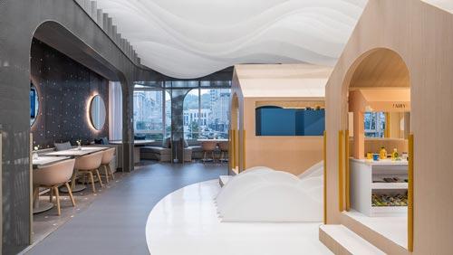 商场亲子餐厅设计【580平方】