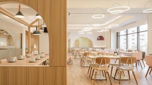 亲子餐厅设计【500平方】