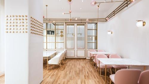 亲子餐厅设计【440平方】