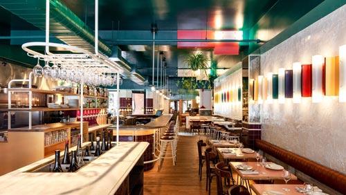 西餐厅+酒吧【230平方】