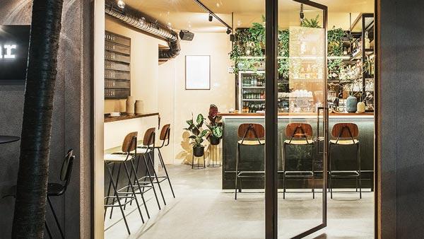 景区酒吧餐厅设计【300平方】