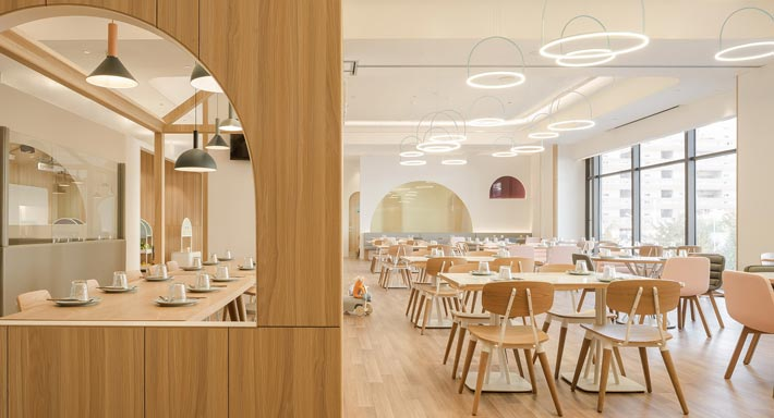 餐厅装修设计效果图