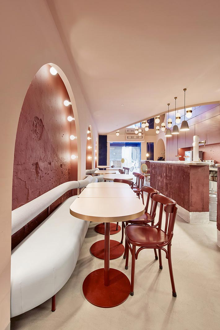 特色餐厅设计效果图