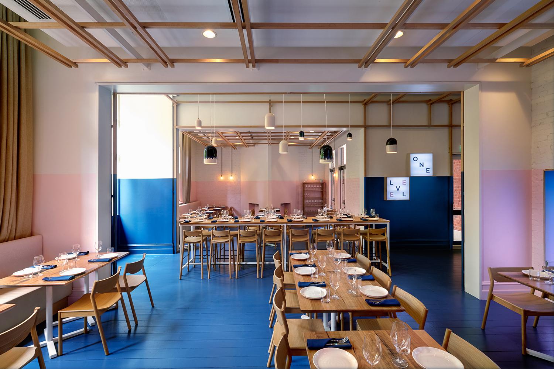 个性餐厅设计【140平方】