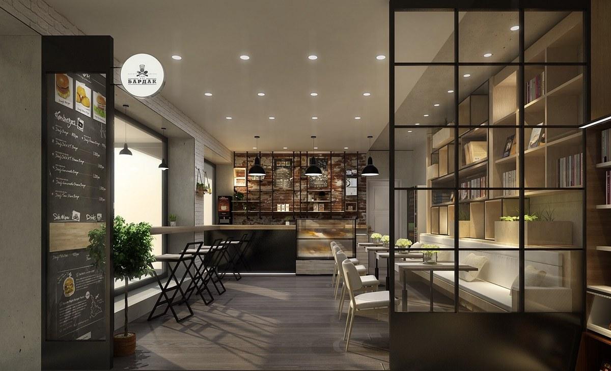 开一间咖啡书店要多少钱?