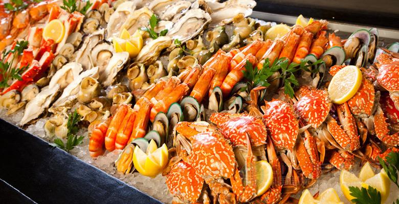 海鲜自助餐